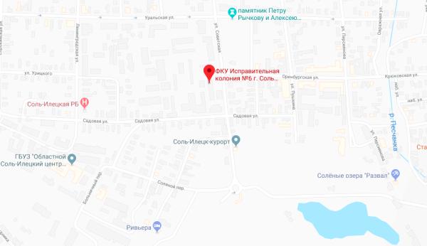 Адрес на карте и контакты