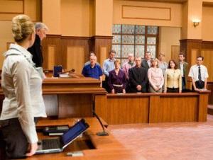 Суд присяжных (назначение наказания при вердикте присяжных заседателей о снисхождении)