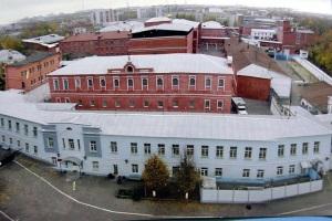 Где находится Владимирский централ?