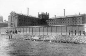 История создания тюрьмы