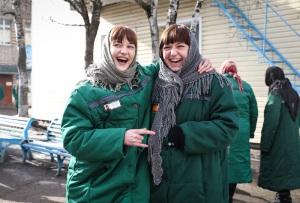Женские тюрьмы России
