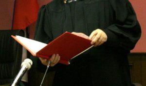 Процедура вынесения вердикта суда