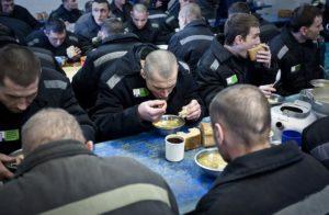 Питание заключенных