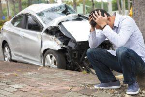 Причинение смерти по неосторожности водителя в результате ДТП