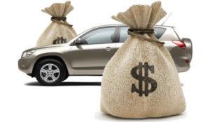 Обман продавца машины