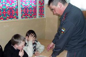 Судебная практика по делам малолетних