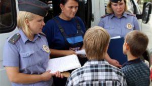 Дифференциация преступлений относительно возраста нарушителя