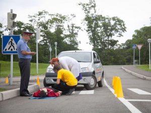 Отсутствие первой помощи пострадавшему