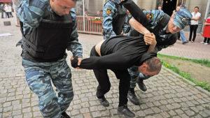 Наказание за сопротивление при задержании