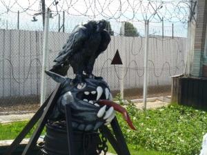 Чёрный беркут - тюрьма для пожизненно приговоренных