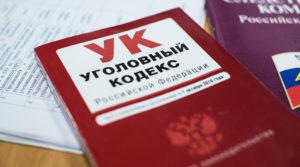 Законодательное регулирование вопроса: статьи УК РФ