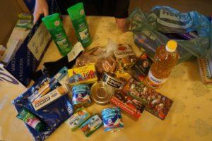 Какие продукты питания разрешены для пересылки в колонию?