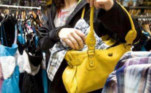 Воровство в магазинах одежды: сценарии