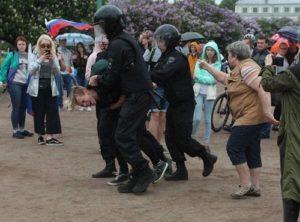 Что считается нападением на полицейских: описание