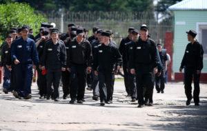 Какие условия в российской тюрьме?