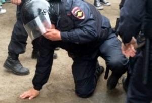 Нападение на сотрудника полиции