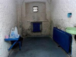Карцер в тюрьме